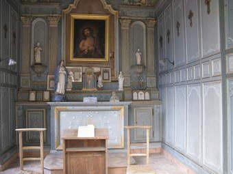 Chapelle de la jupeliere