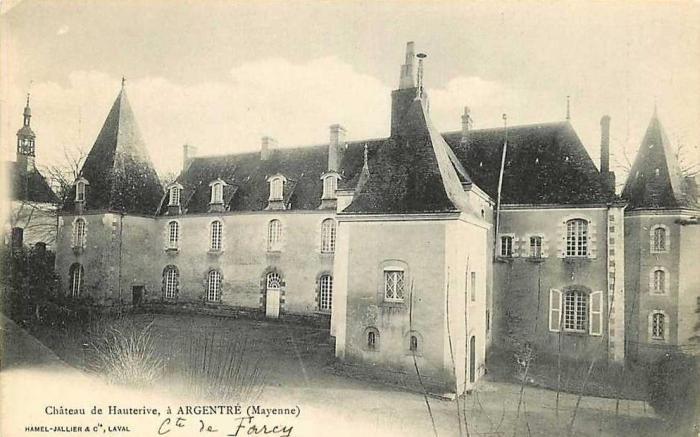 Chateau d hauterive 1