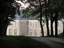 Le bourgneuf la foret chateau de fresnay